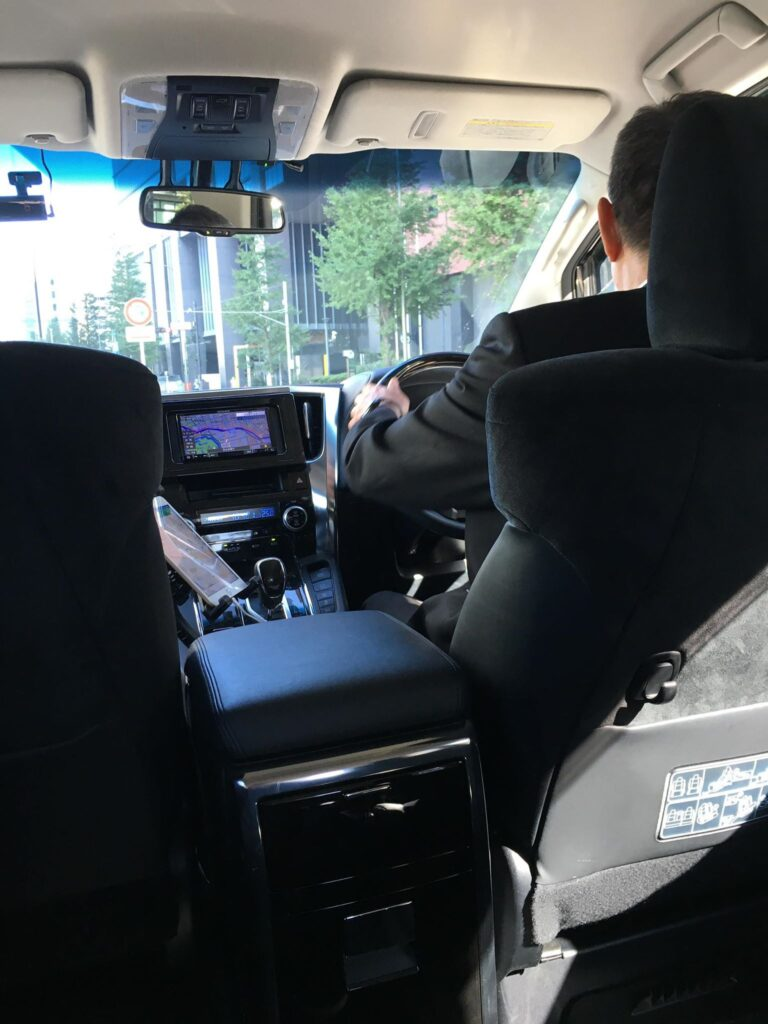 Uber Available in Tokyo