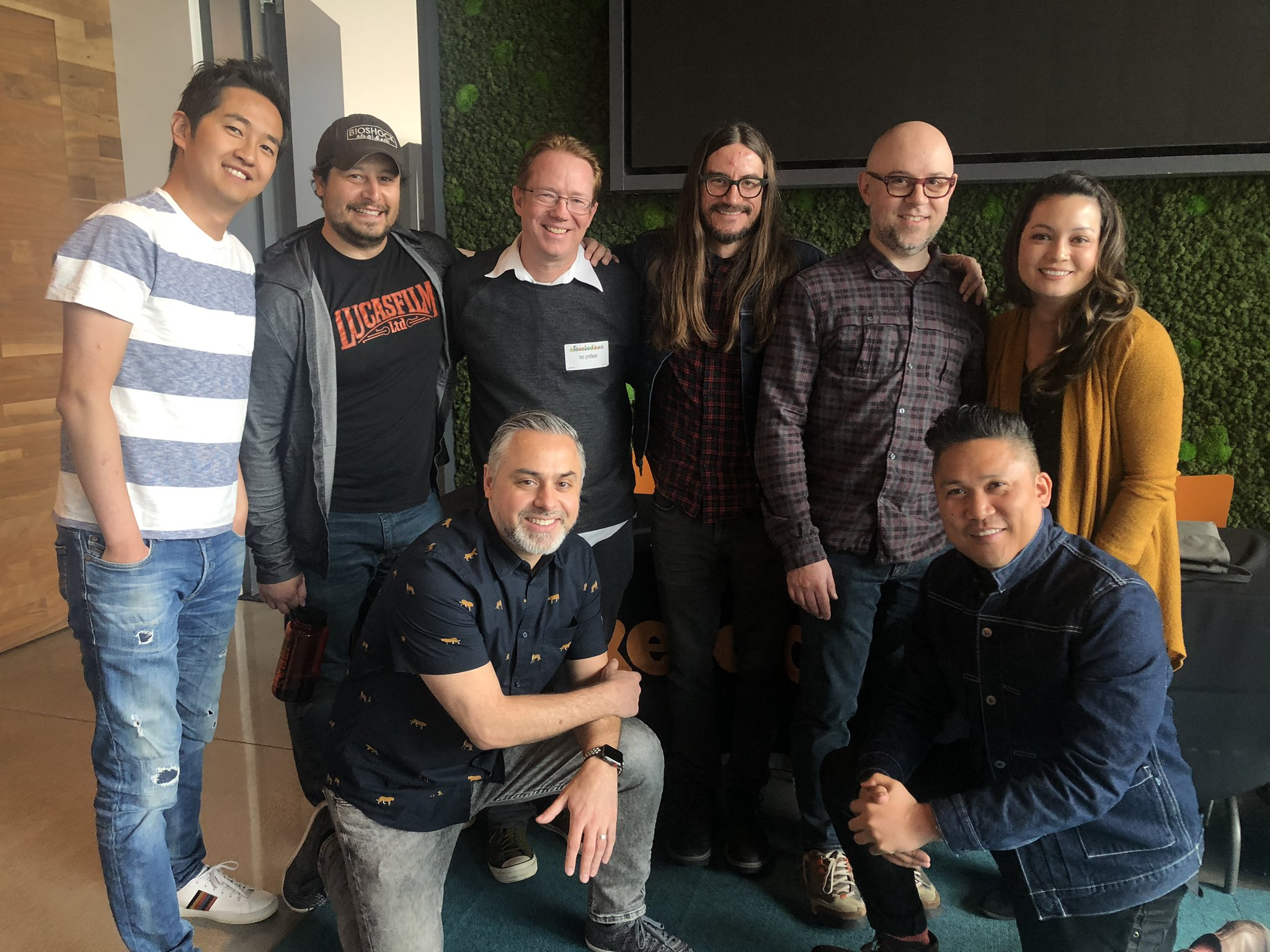 The Last Airbender Cast Reunion