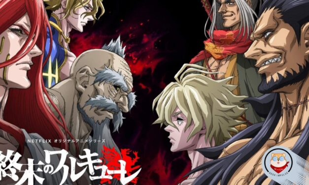 Record of Ragnarok Anime Comes To Netflix and Entices Fans with New Trailer 21