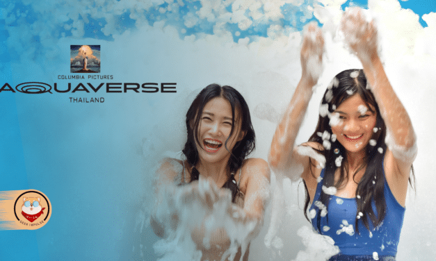 Aquaverse Theme and Waterpark in Thailand Opens in 2021 Bringing More  Memorability For Optimistic Tourists