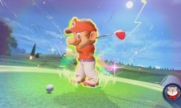 Mario Golf Super Rush: Battle Golf! a new spin on Speed Golf, also takes the spotlight in new 2021 trailer